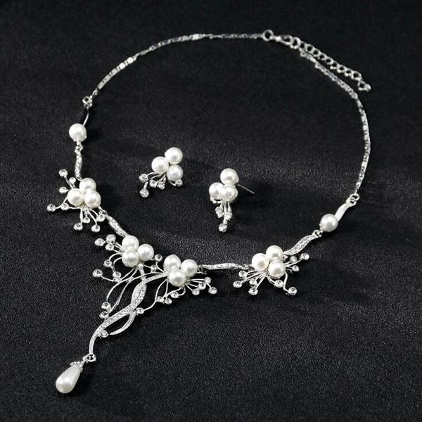 Chic, Fashion, Jewelry, pearls