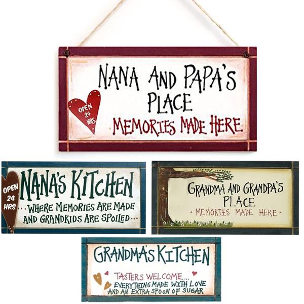 Decorative, kitchendecor, Home Decor, grandmagift