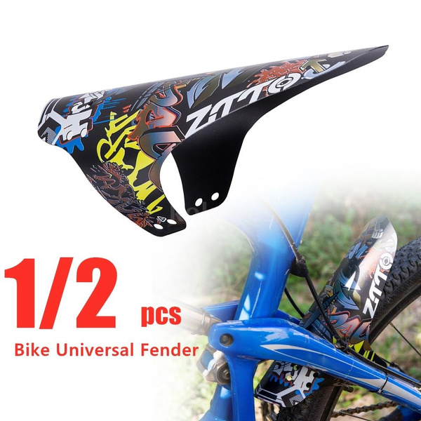 1 pcs Cycling Mountain Bike Bicycle Front Rear Fenders MTB Mud Guards Mudguards