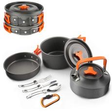 Kitchen & Dining, Outdoor, nonstickcookware, camping