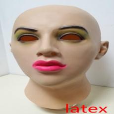 latex, Head, partymask, Masks