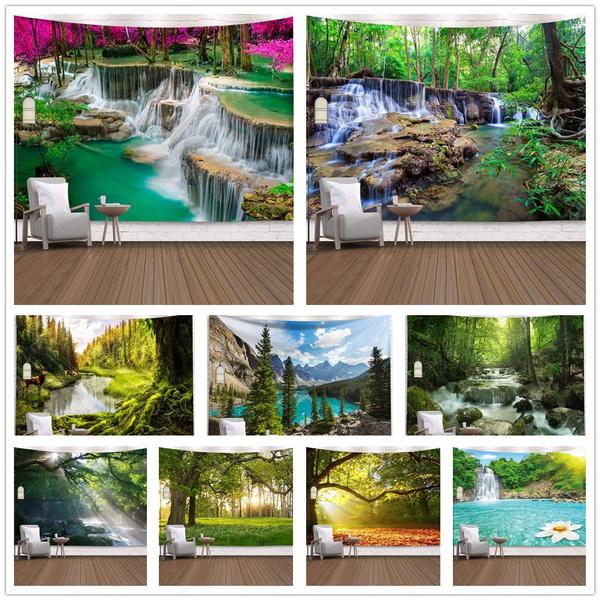 treetapestry, foresttapestry, mandalatapestry, Nature