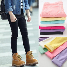 Summer, Leggings, slim, childrenpant
