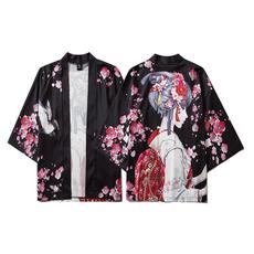 Plus Size, Shirt, chinesecharacter, bushido