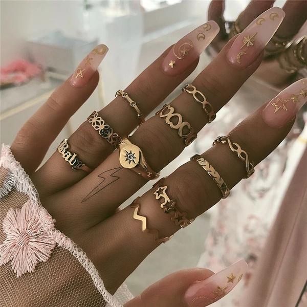 bohemia, Heart, ring jewelry, Jewelry