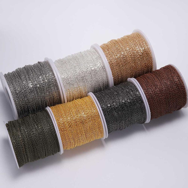 Necklace, Copper, diyjewelry, ovallink