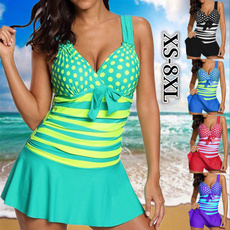 bathing suit, Plus Size, bikini set, Shorts