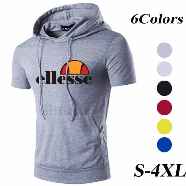Summer, hooded, Polo Shirts, Sleeve