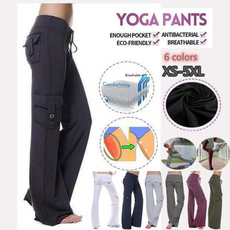 drawstringpant, Fashion, Yoga, pants