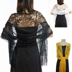 tasselshawl, Tassels, Fashion, Lace
