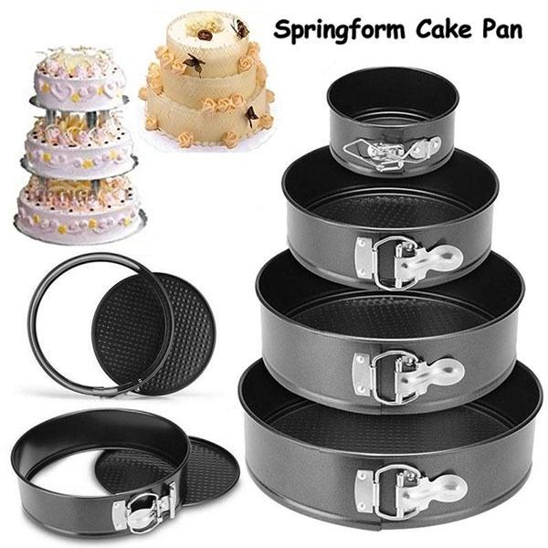 leakproofcheesecakepan, 3467810inchnonstickcakepan, Cake, bakingtool