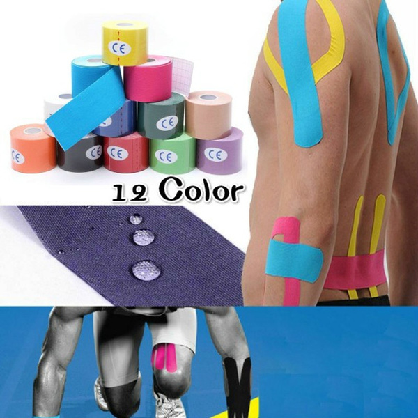 selfadhesivebandage, jointprotection, Sport, reliefthepain