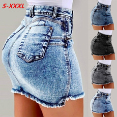 denim dress, Summer, Jeans Dress, Plus Size
