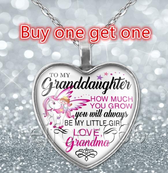 buy 1 get 1 free, Key Chain, granddaughtergift, heart pendant