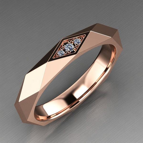 Sterling, White Gold, Fashion, wedding ring