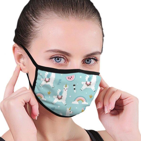 earloopmask, Men, blackmask, safetymask