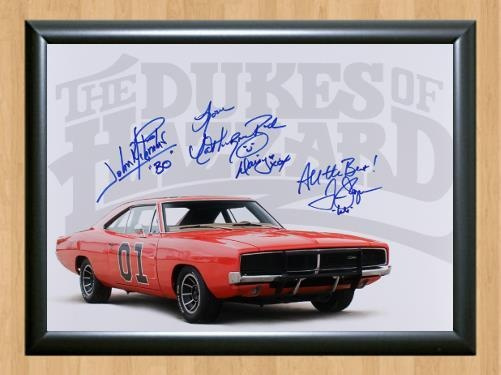 Home Decor, Posters, Signed, autographed