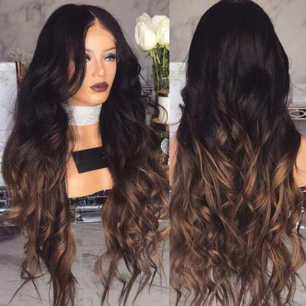 wig, hairstyle, human hair, Hair Extensions & Wigs