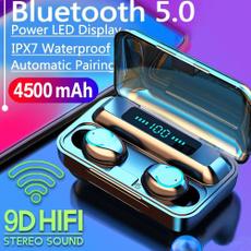 case, Mini, led, twsearphone