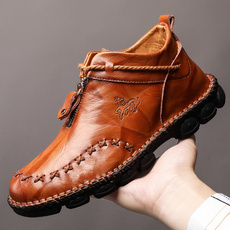 shoes men, Plus Size, casualleathershoesformen, businessoxfordshoe