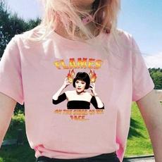 Summer, Funny T Shirt, flametshirt, harajukutshirt