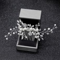 bridecomb, hairornament, Jewelry, headwear
