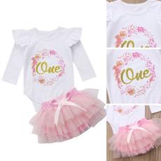 Women's Fashion, Fashion, Floral, infantgirlbirthdayoutfit