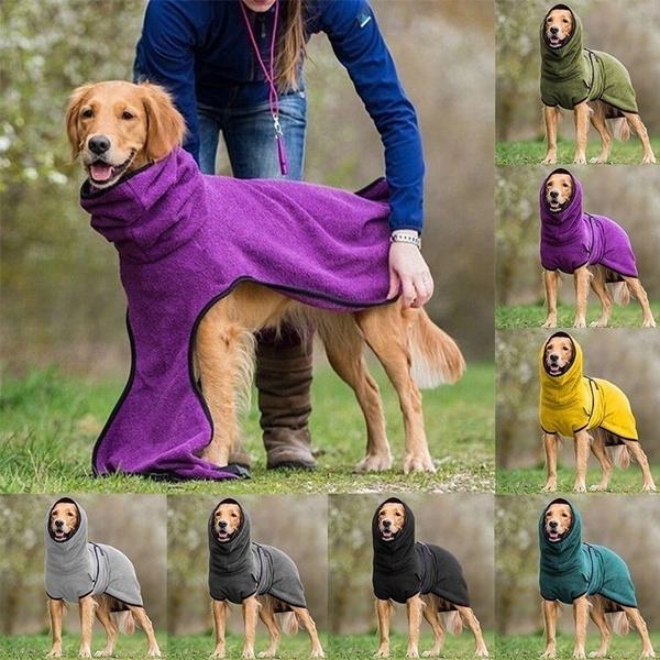 Fleece, Medium, dog coat, Winter