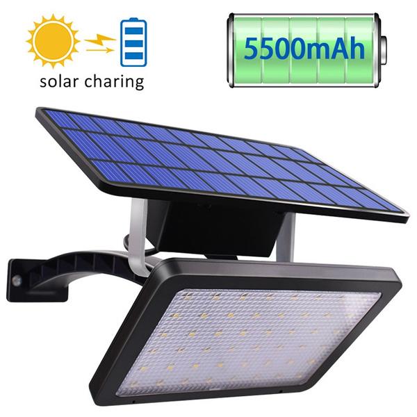 solarwalllamp, Outdoor, Garden, Waterproof