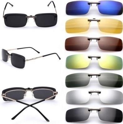 Fashion Sunglasses, unisex, Polarized lenses, daynightvision