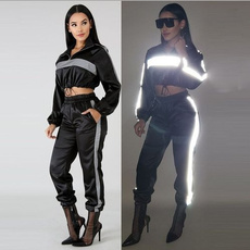 Deep V-Neck, Fashion, Sleeve, pants