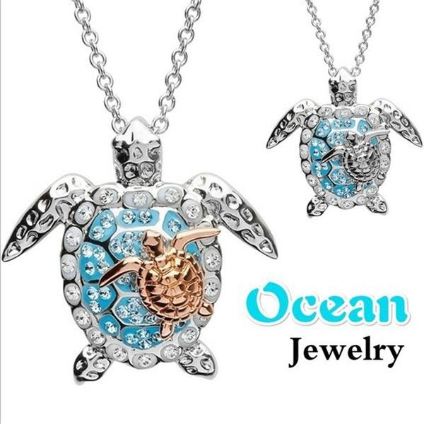 Turtle, Sterling, fashion women, Jewelry