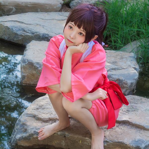 2020 Anime Spirited Away Sen To Chihiro No Kamikakushi White Dragon Haku Nigihayami Kohakunushi Uniform Cosplay Party Costume Wish