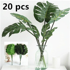 Real, Turtle, Plants, Home Decor