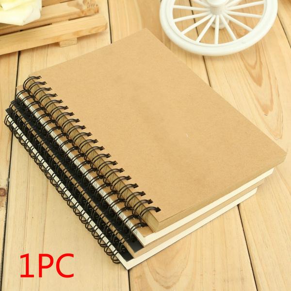 exercisebook, writingbook, vintagenotebook, sketchbook