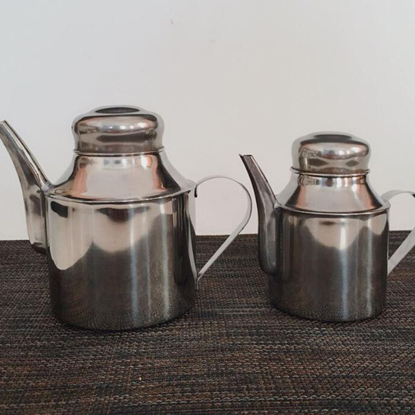 Steel, oilcontainer, forkitchenbbq, Durable