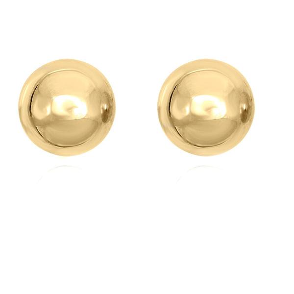 Jewelry, 14kYellow, Stud Earring, ballearring