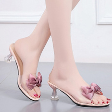 Shoes, bowknot, Fashion, summersandal