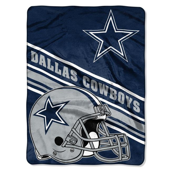 Dallas, Design, Sports Collectibles, Blanket