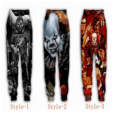 trousers, homicidomania, Fitness, Masks