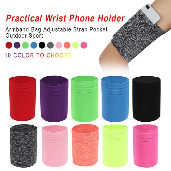 cellphone, wristphonebag, Outdoor, Elastic