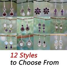 rainbow, Dangle Earring, Jewelry, Vintage