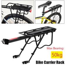 Heavy, Bikes, bikeluggagerack, Bicycle