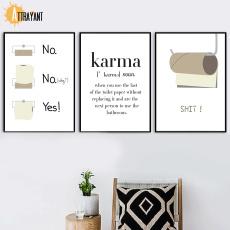 Funny, Bathroom, posters & prints, art