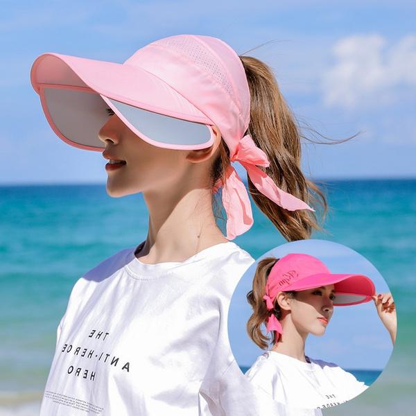 Summer, Outdoor, visorhat, Sports & Outdoors