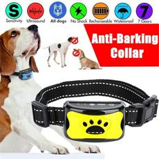 Rechargeable, Dog Collar, petaccessorie, Waterproof