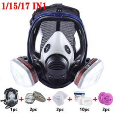 respiratormask, painting, facepiece, Masks