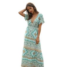 fashion women, short sleeve dress, sleeve dress, Fashion