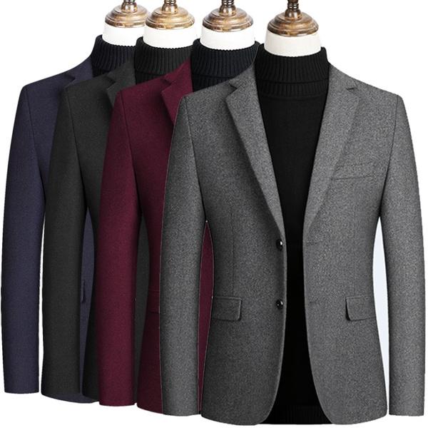 woolen, Fashion, Spring, Men