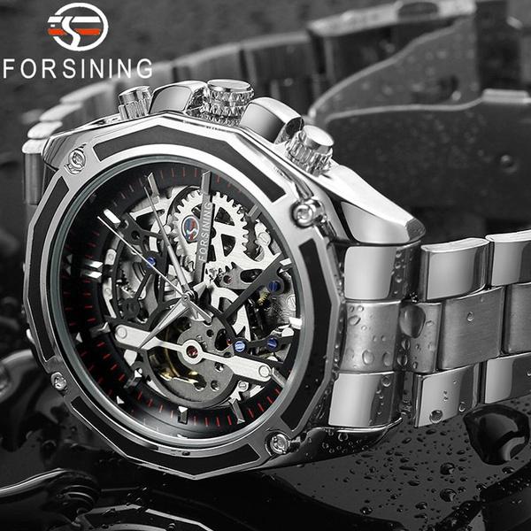 uhrenherren, Stainless Steel, Casual Watches, Watch